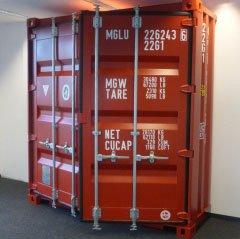 Hanse-Repair GmbH, Neu / Umbau, Container